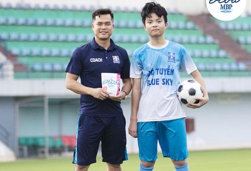 Cầu thủ bóng đá đánh giá thế nào về hiệu quả của Guun Up MBP?